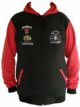 Jim Beam Nascar Sweatshirt / Hooded